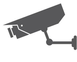 Security Control CCTV Icon