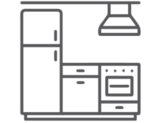 Kitchenette Icon